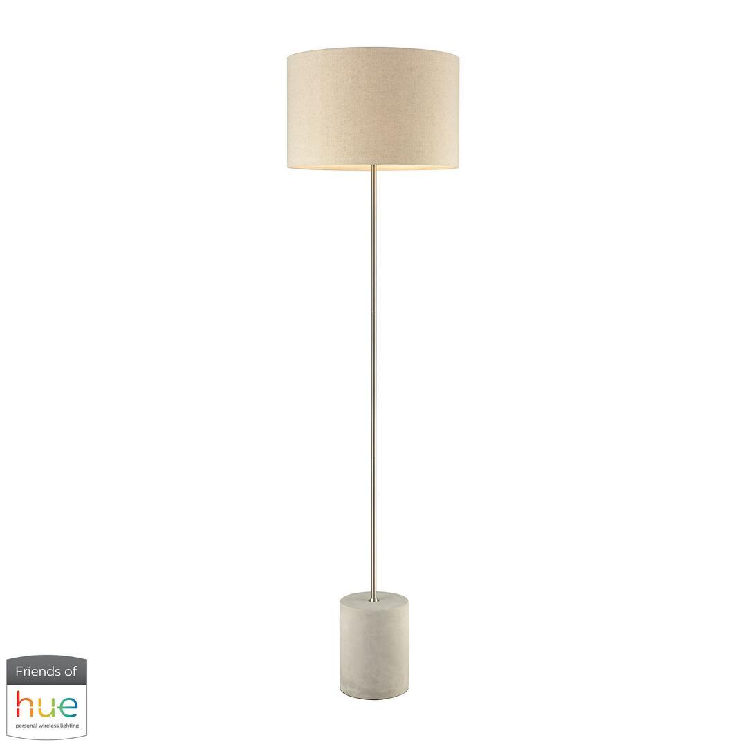 Elk Home D3452 Hue B Katwijk Floor Lamp With Philips Hue Led