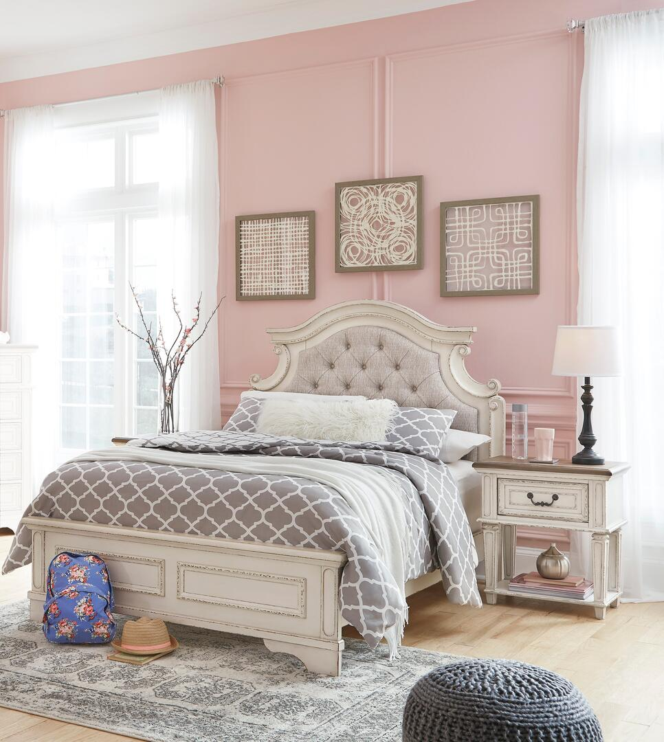 Signature Design By Ashley B743fubbedroomset 2 Piece Bedroom Set