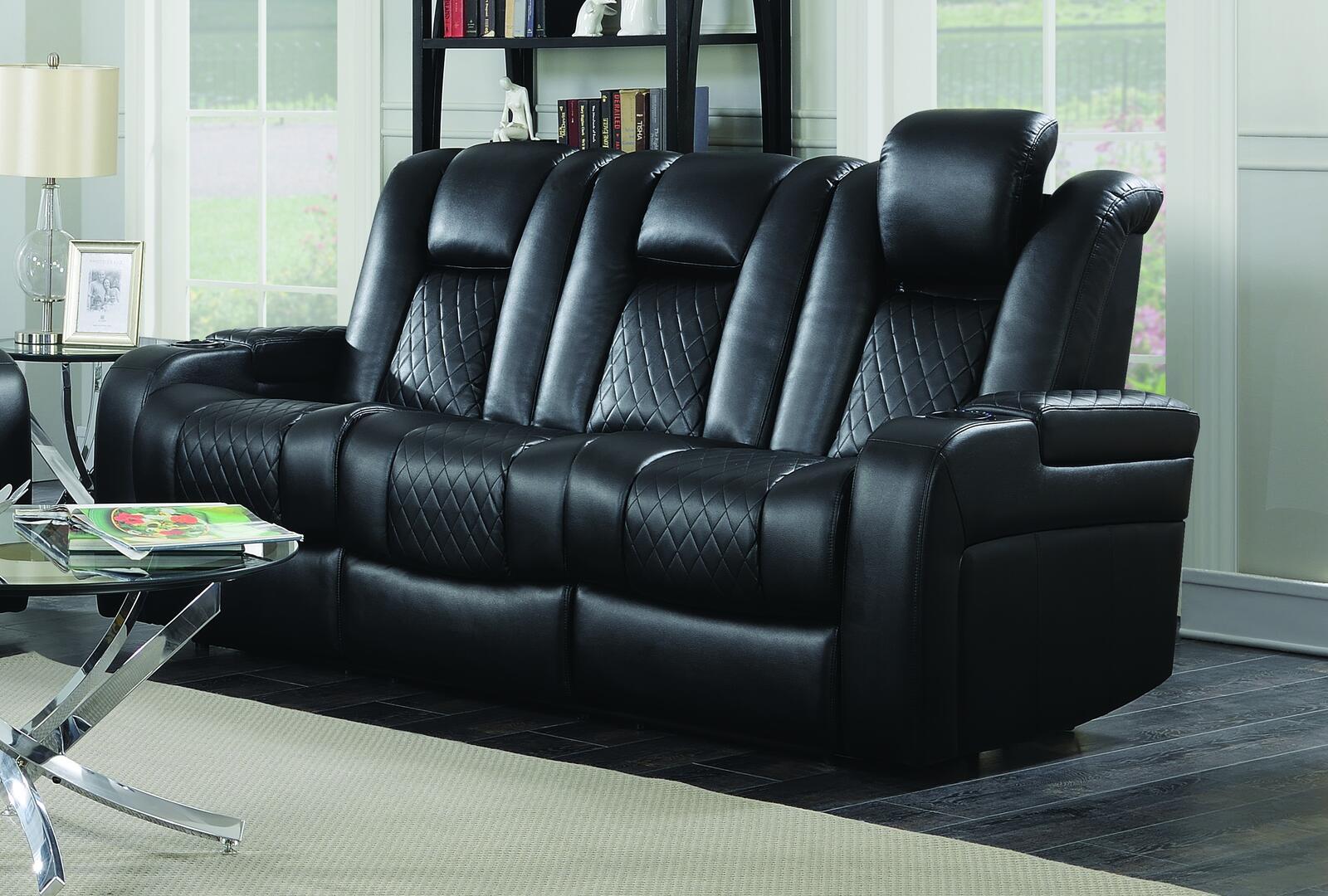 602301p 85 Inch Reclining Sofa
