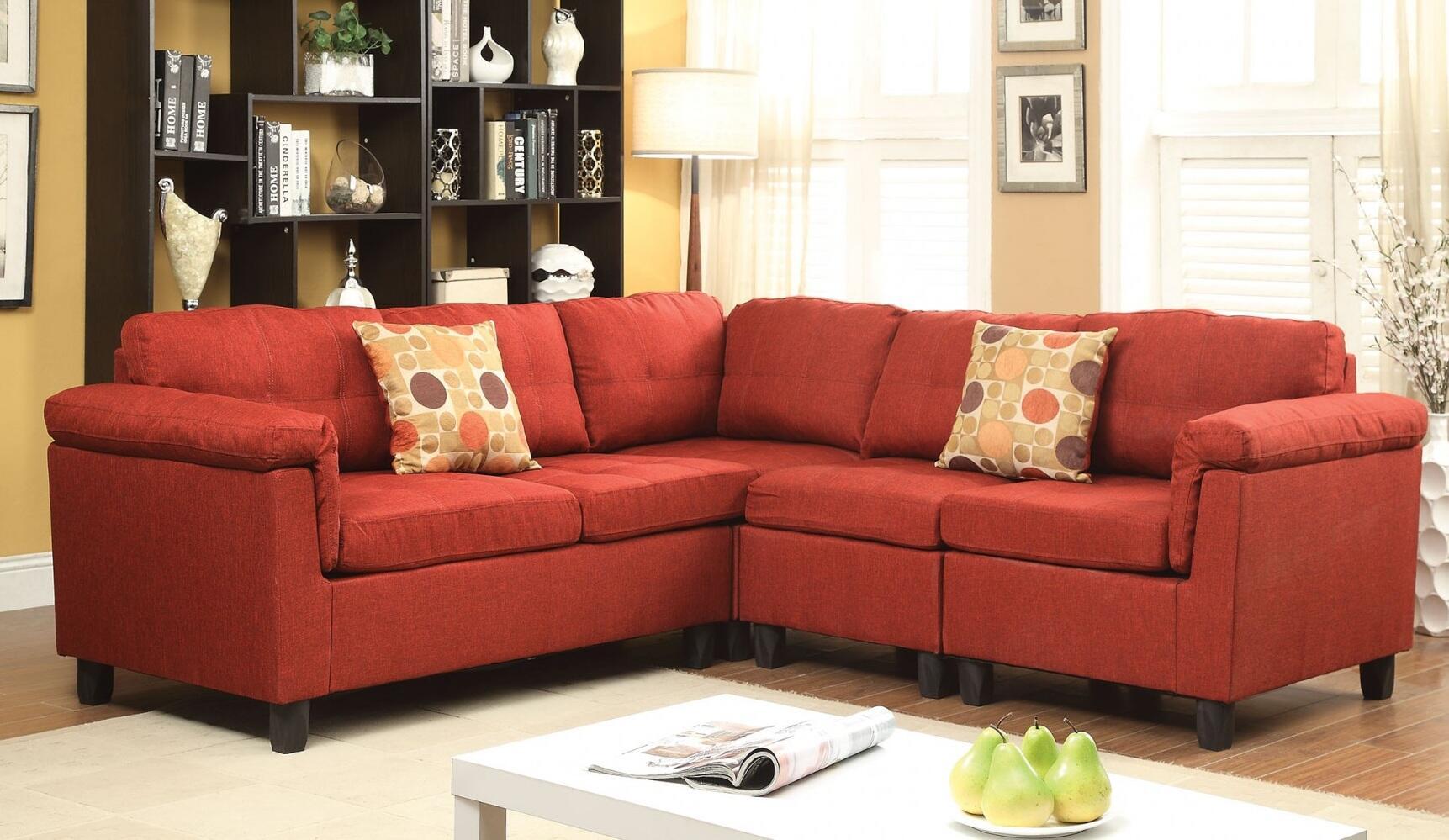 51545 Reversible Sectional Sofa