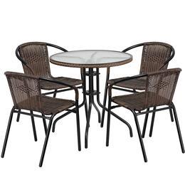 Flash Furniture TLH087RD037BN4GG