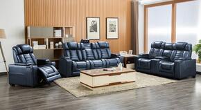 Myco Furniture 1029SPNVSET