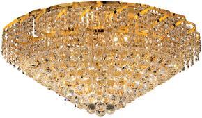 Elegant Lighting VECA1F30GSS