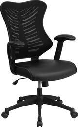 Flash Furniture BLZP806BKLEAGG