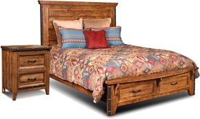 Sunset Trading HH4365QBBEDROOMSET