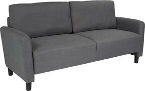 Flash Furniture SLSF9193DGYFGG