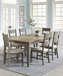 Progressive Furniture D837RECTDT6UDC