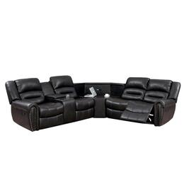 Furniture of America CM6987SECTIONAL