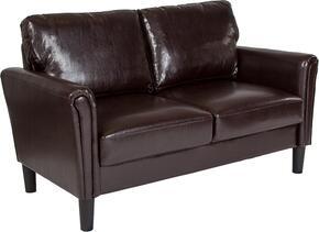 Flash Furniture SLSF9202BRNGG