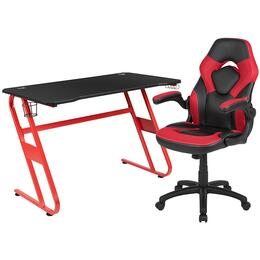 Flash Furniture BLNX10RSG1030RDGG