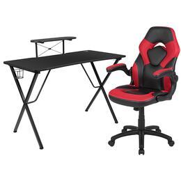 Flash Furniture BLNX10RSG1031RDGG
