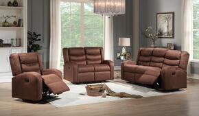 Myco Furniture 2046SBR3PC