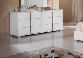VIG Furniture VGACSANMARINODSRWHT