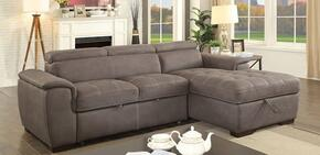 Furniture of America CM6514BRSECT