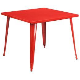 Flash Furniture CH5105029REDGG