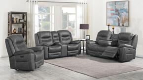 Myco Furniture 2157SGY3PC