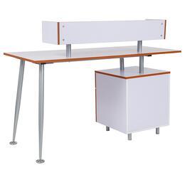 Flash Furniture NANJN2339WHGG
