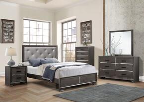 Myco Furniture LU860QNCMDR