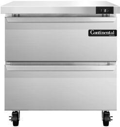 Continental Refrigerator SWF32D