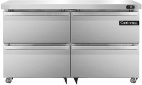 Continental Refrigerator SWF48UD