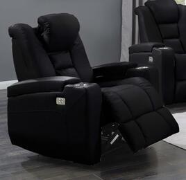 Myco Furniture 1106CBK