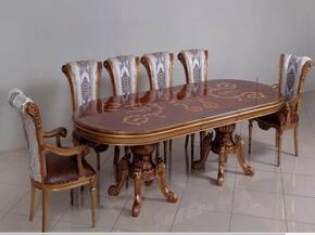 European Furniture 61952DTACSC