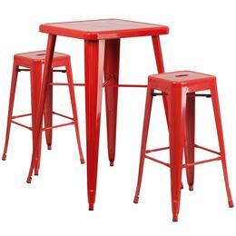 Flash Furniture CH31330B230SQREDGG