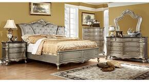 Furniture of America CM7090QBDMCN