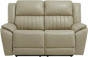 Global Furniture USA UM014DTP67243BEIGEPRLS