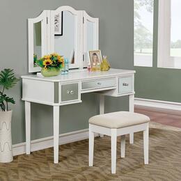 Furniture of America CMDK6148WH