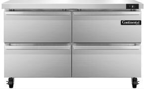 Continental Refrigerator SWF48D