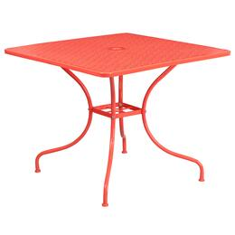 Flash Furniture CO6REDGG