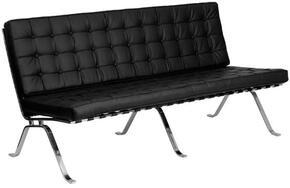 Flash Furniture ZBFLASH801SOFABKGG
