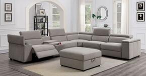 Furniture of America CM6645SECTAC