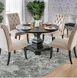Furniture of America CM3840RTTABLE