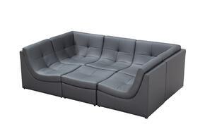 VIG Furniture VGEV207GRY