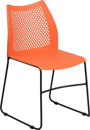 Flash Furniture RUT498AORANGEGG