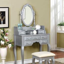Furniture of America CMDK6845SV