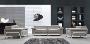 VIG Furniture VG2T0724GRY