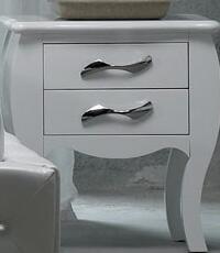 VIG Furniture VGKCMONTEWHTNS