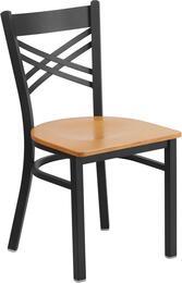 Flash Furniture XU6FOBXBKNATWGG