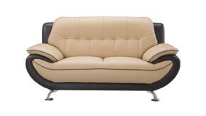 American Eagle Furniture EKB600YOBRLS