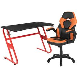 Flash Furniture BLNX10RSG1030ORGG