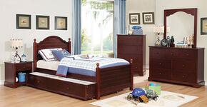 Furniture of America CM7158CHTBNCDM