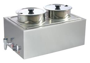 Uniworld Foodservice Equipment FW1002DV