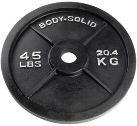 Body Solid OPB45