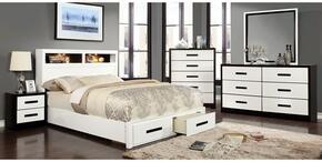 Furniture of America CM7298QSBDMCN