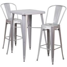 Flash Furniture CH31330B230GBSILGG