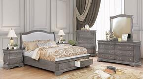 Furniture of America CM7504CHEKBNCDM