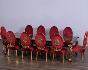 European Furniture 68582DTRSC